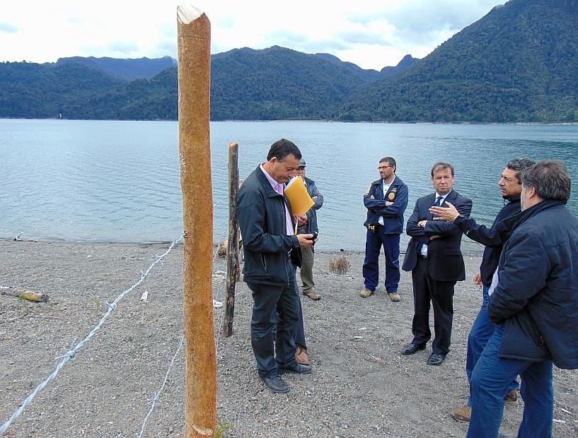 Bienes Nacionales logra acceso libre a Lago Chapo – Diario Digital ...