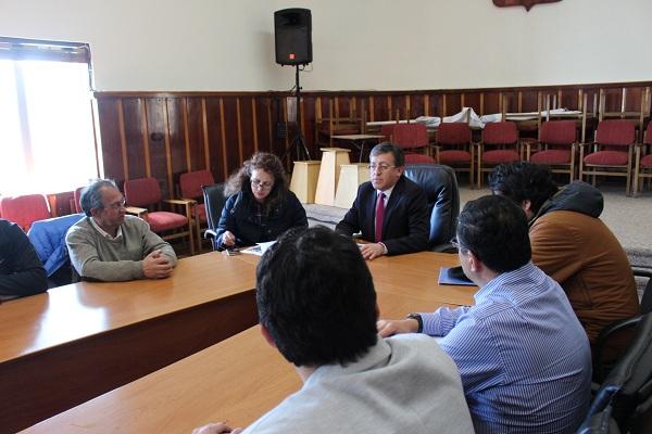 Municipio apoyará proyecto para construir la primera pista de Autocross