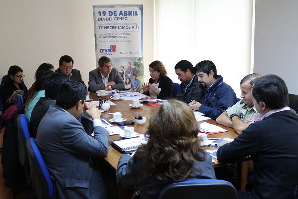 Productiva reunión de coordinación efectuó  Subcomisión de reclutamiento