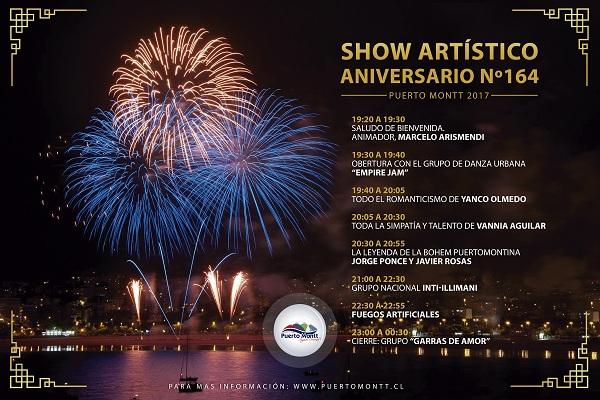 Show Artistico 2017