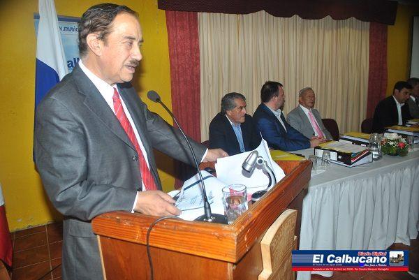Alcalde Rubén Cárdenas y Cuenta Pública 2016.