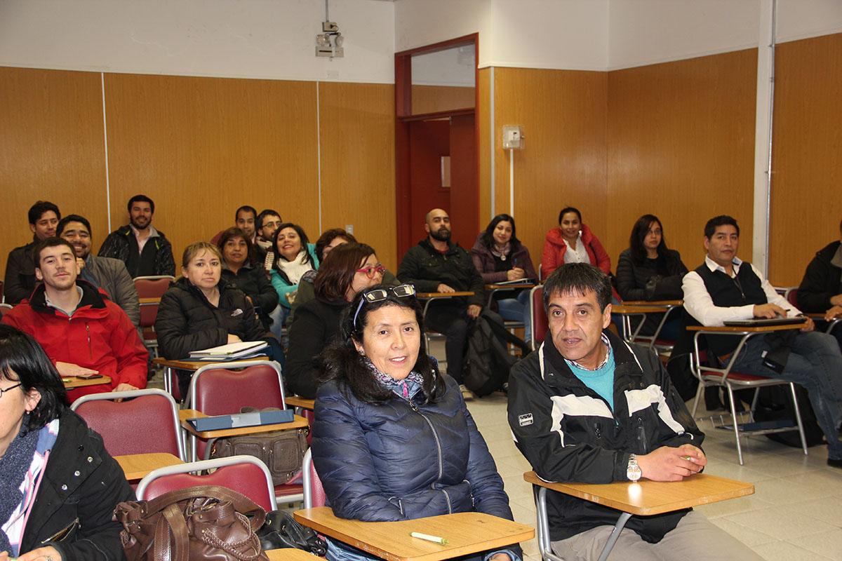 UACh Inaugura Postítulo de Especialización en Matemáticas