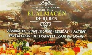 Botilleria  Almacen Ruben de Calbuco