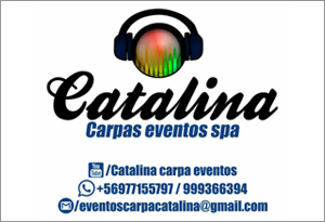 Carpas Catalina Calbuco