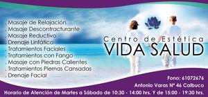 Centro de Estetica Vida Salud