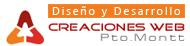 Páginas Web Puerto Montt