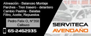 Serviteca Avendaño