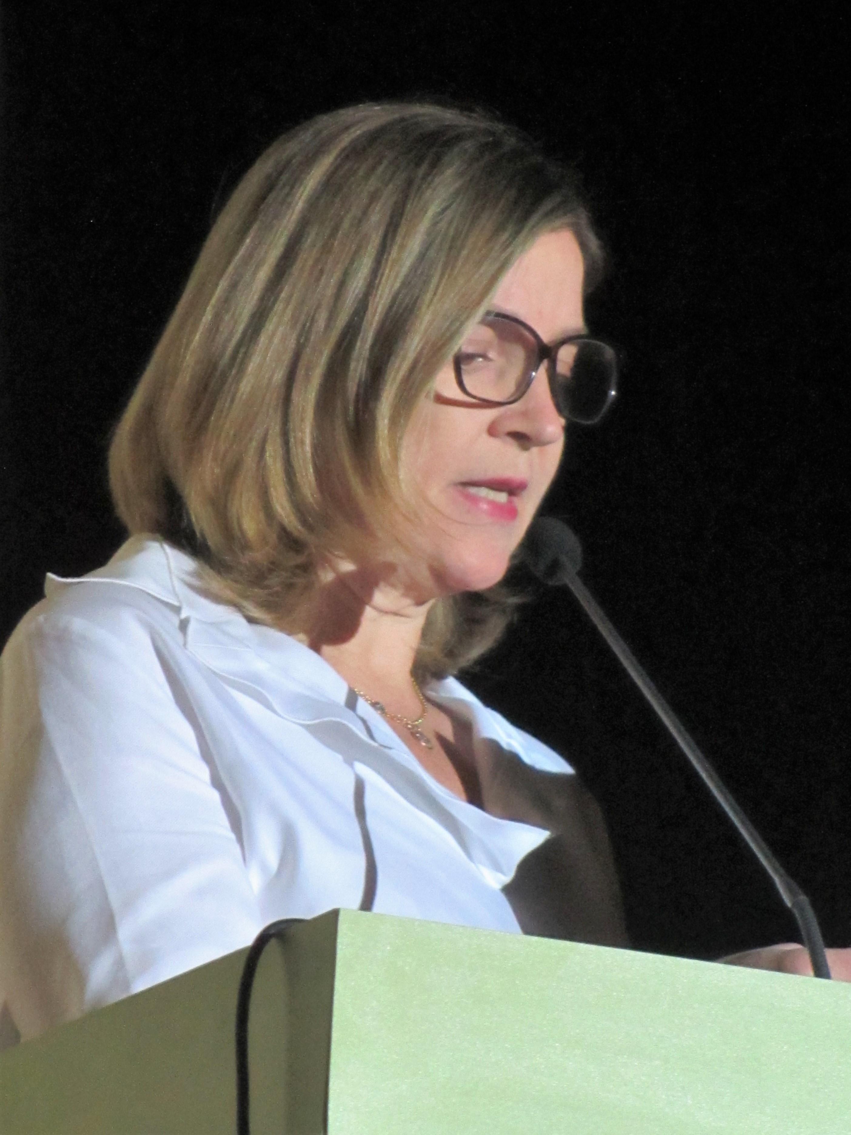 Chantal Signorio, creadora y directora del Festival Puerto de Ideas gana Premio Ecoscience 2017