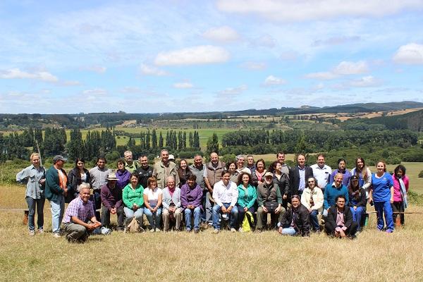 Anuncian la creación de un observatorio para la cuenca hidrográfica del Río Bueno