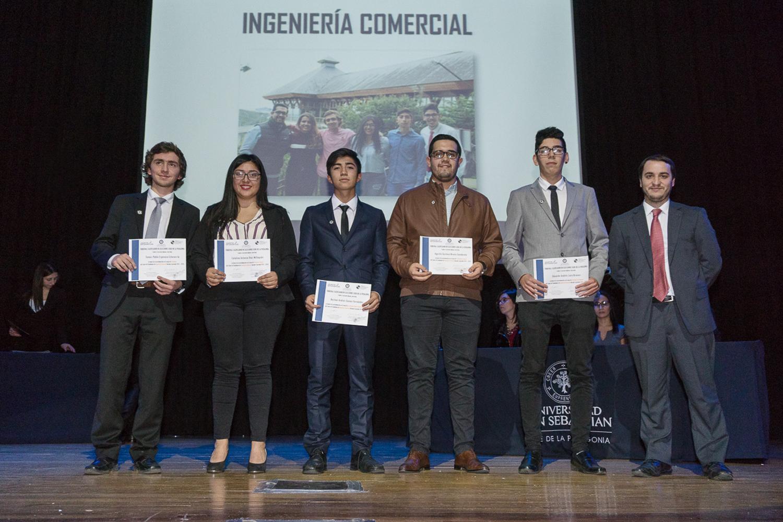 Jóvenes asumen liderazgo estudiantil en la U. San Sebastián.