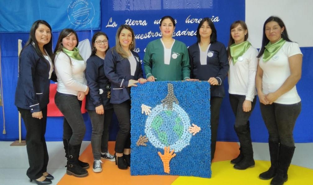 Sala Cuna y Jardín Infantil Ayekantum promueve cuidado de Medio Ambiente