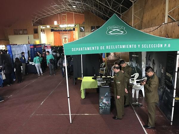 Liceo Politécnico de Castro,  realizará nueva versión de la Feria de la Educación Superior