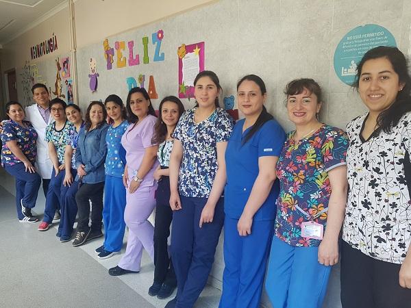 NEONATOLOGÍA DEL HOSPITAL DE CASTRO CELEBRARÁ DÍA DEL  PREMATURO CON MASIVA CONVOCATORIA.