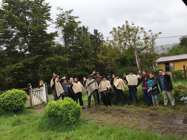 Bienes Nacionales informa a más de cien familias de zonas fronterizas el inicio del Plan Patagonia Verde.