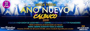 Fiesta en Calbuco 2018
