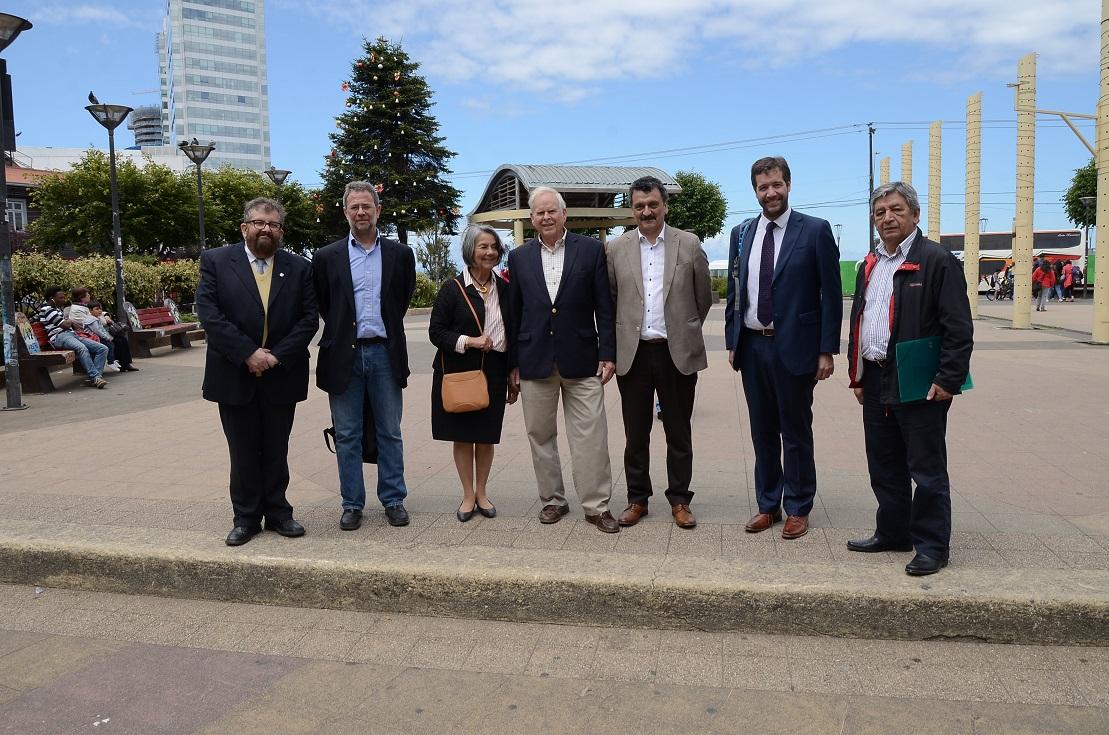 UACh proyecta un nuevo Campus para Puerto Montt