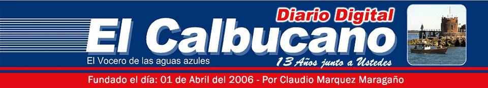 Diario Digital El Calbucano | El Vocero de las aguas azules