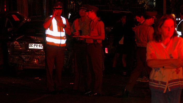 SANTIAGO: Mujer que era traslada con síntomas  de parto, falleció en accidente.