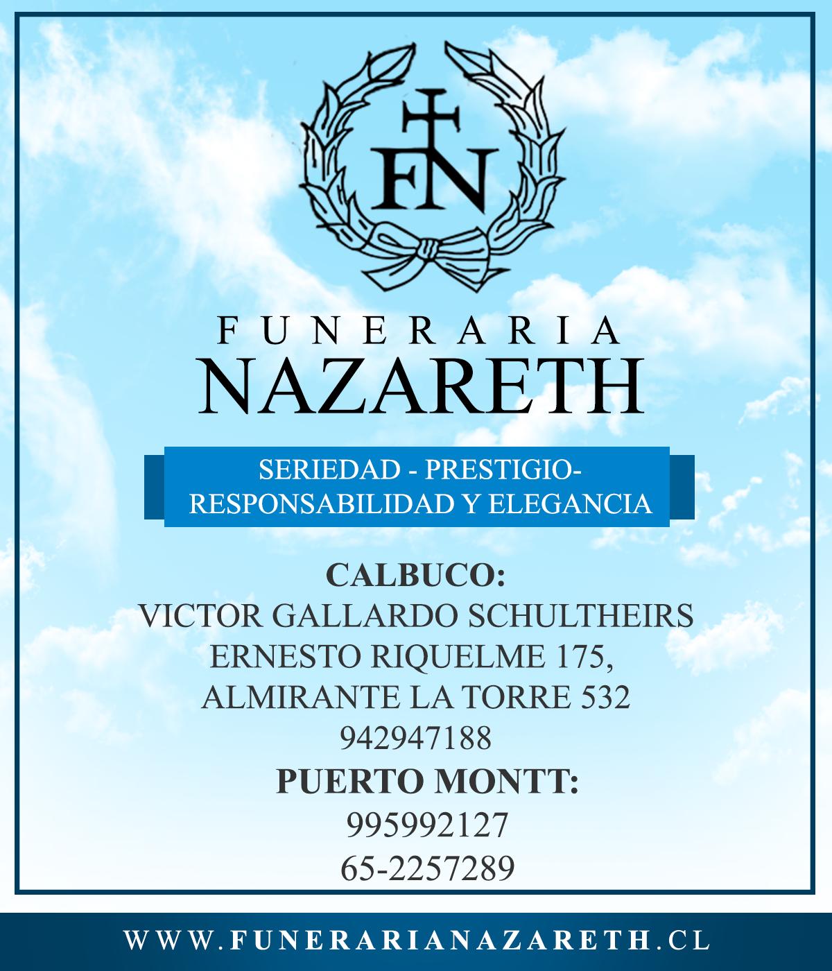 Funeraria Nazareth