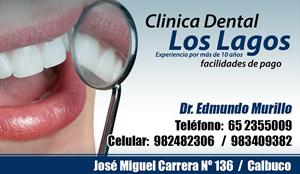 Clínica dental Los Lagos Calbuco
