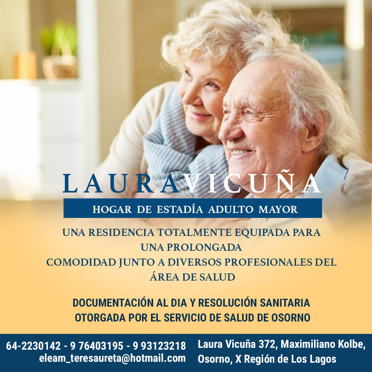 Hogar Laura Vicuña