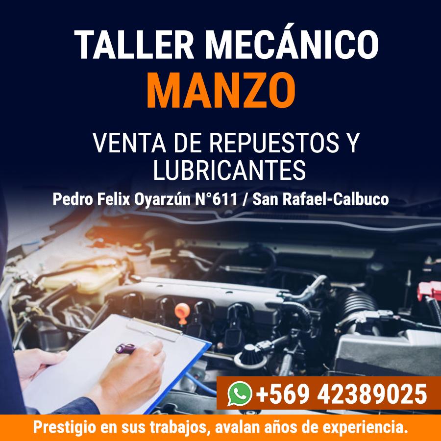 Taller Mecanico Manzo