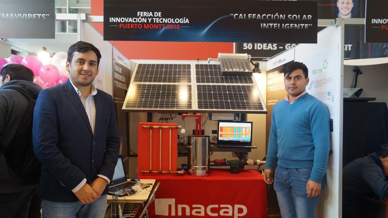 INACAP Puerto Montt invita a emprendedores y estudiantes de toda la región